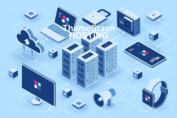 Web Hosting for themes is now available